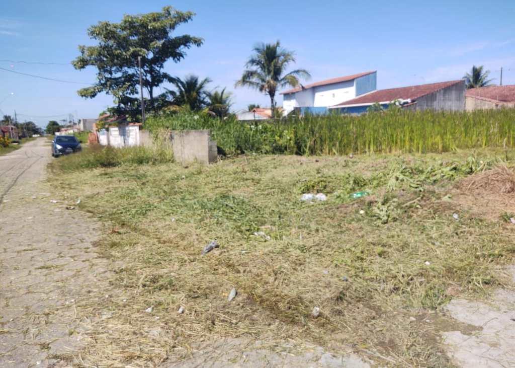 Terreno em Itanhaém, no bairro Balneário São Marcos