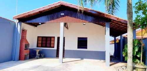 Casa, código 463 em Itanhaém, bairro Jardim Santa Terezinha