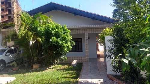 Casa, código 468 em Itanhaém, bairro Jardim Santa Terezinha