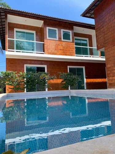Casa, código 480 em Itanhaém, bairro Nova Itanhaém