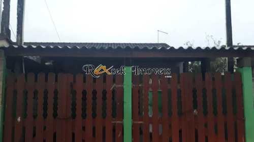 Casa, código 483 em Itanhaém, bairro Balneário Campos Elíseos
