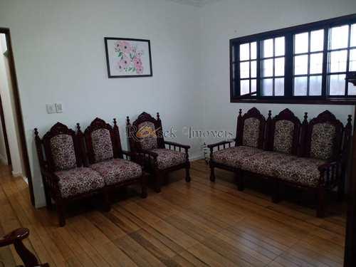 Casa, código 486 em Itanhaém, bairro Jardim Italmar