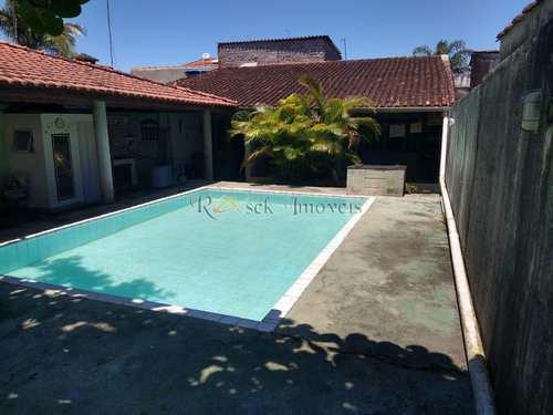Casa, código 493 em Itanhaém, bairro Vila Loty