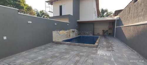 Casa, código 504 em Itanhaém, bairro Jardim Palmeiras