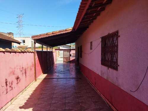 Casa, código 509 em Itanhaém, bairro Suarão