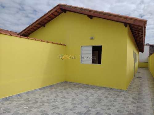 Casa, código 513 em Itanhaém, bairro Balneário Tupy