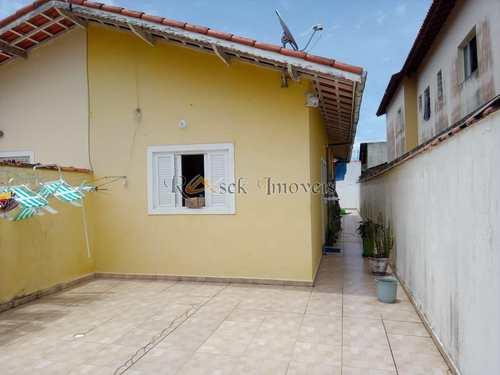 Casa, código 536 em Itanhaém, bairro Jardim Savoy