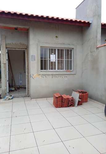 Casa, código 544 em Itanhaém, bairro Jardim Magalhães