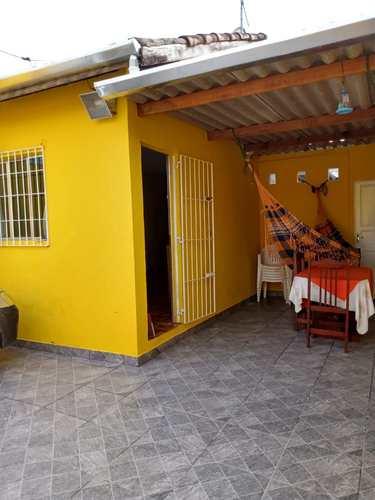 Casa, código 555 em Itanhaém, bairro Balnerio Gaivota