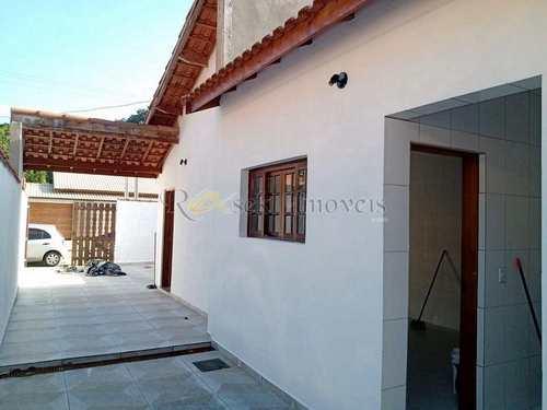 Casa, código 558 em Itanhaém, bairro Balneário Nova Itanhaém