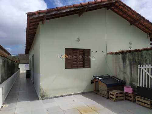 Casa, código 561 em Itanhaém, bairro Balneário Nova Itanhaém