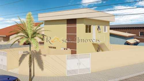 Casa, código 563 em Itanhaém, bairro Balneário Umuarama