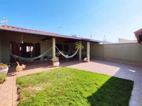 Casa, código 566 em Itanhaém, bairro Jardim Bopiranga