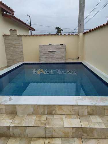 Casa, código 573 em Itanhaém, bairro Cibratel II