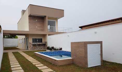 Casa, código 580 em Itanhaém, bairro Cibratel II