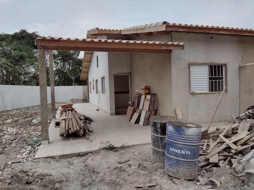 Casa, código 581 em Itanhaém, bairro Jardim Luíza Mar Mirim