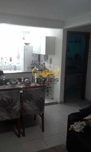Apartamento, código 63 em São Carlos, bairro Distrito Industrial Miguel Abdelnur