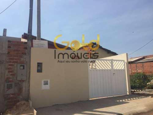 Casa, código 133 em São Carlos, bairro Cidade Aracy