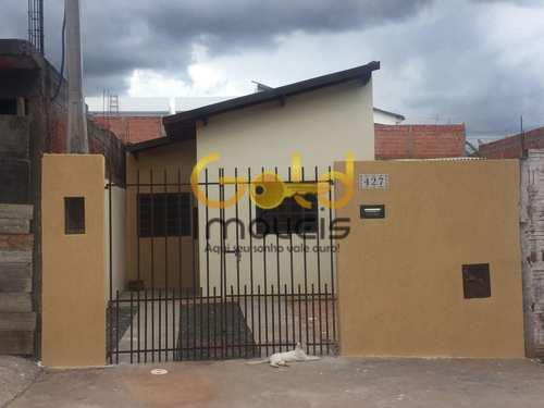 Casa, código 134 em São Carlos, bairro Cidade Aracy