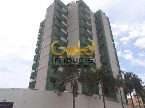 Flat, código 176 em São Carlos, bairro Jardim Santa Paula