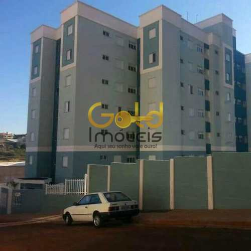 Apartamento, código 188 em São Carlos, bairro Jardim Gibertoni