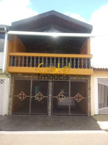 Casa, código 228 em São Carlos, bairro Jardim Cruzeiro do Sul