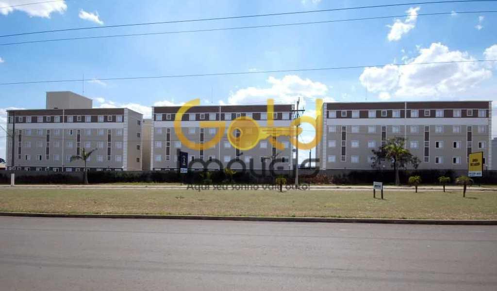 Apartamento em São Carlos, bairro Distrito Industrial Miguel Abdelnur