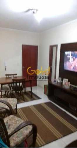Apartamento, código 251 em São Carlos, bairro Romeu Santini