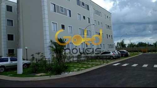 Apartamento, código 252 em São Carlos, bairro Residencial Parati
