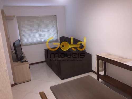 Apartamento, código 257 em São Carlos, bairro Centro