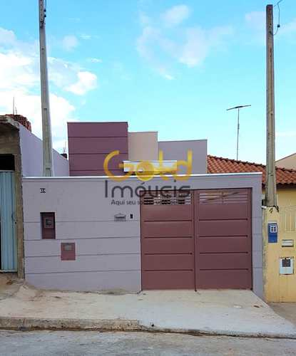 Casa, código 299 em São Carlos, bairro Cidade Aracy