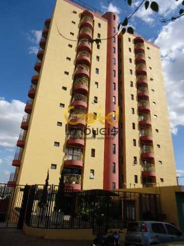 Apartamento, código 303 em São Carlos, bairro Centro