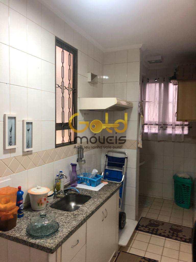 Apartamento em São Carlos, no bairro Vila Rancho Velho