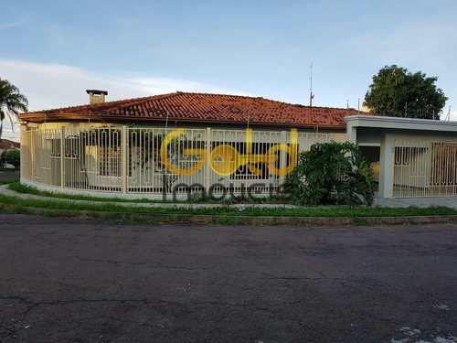 Casa, código 315 em São Carlos, bairro Parque Santa Marta
