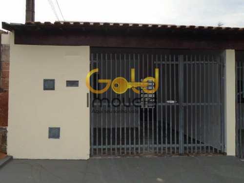 Casa, código 327 em São Carlos, bairro Portal do Sol