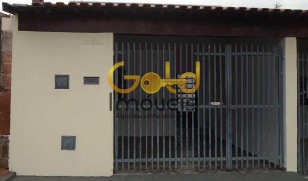 Casa em São Carlos, bairro Portal do Sol