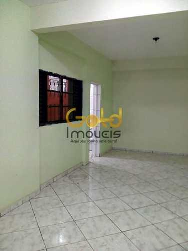Casa, código 328 em São Carlos, bairro Azulville 2