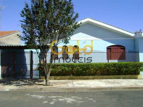 Casa, código 329 em São Carlos, bairro Planalto Paraíso