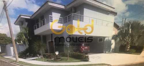 Sobrado, código 339 em São Carlos, bairro Condomínio Residencial Quebec