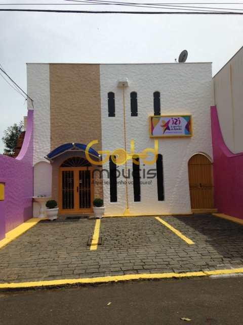Salão em São Carlos, no bairro Centro