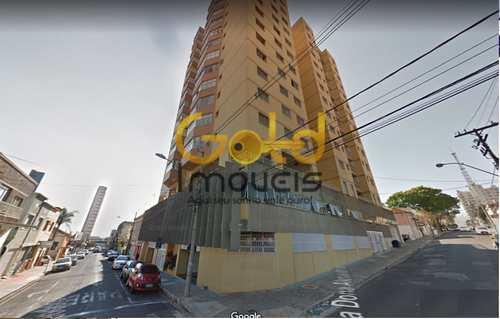 Apartamento, código 365 em São Carlos, bairro Centro