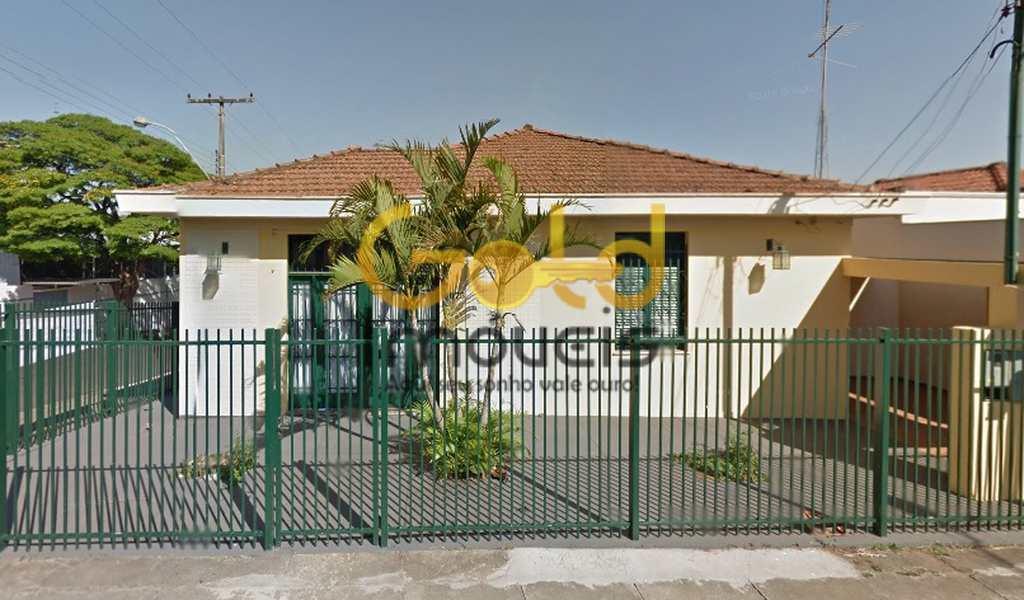 Casa em São Carlos, bairro Vila Monteiro (Gleba I)