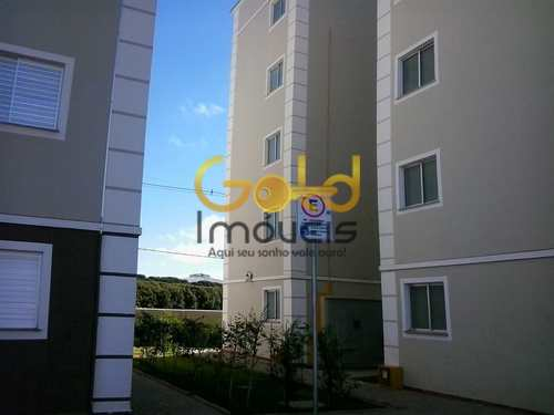 Apartamento, código 411 em São Carlos, bairro Distrito Industrial Miguel Abdelnur