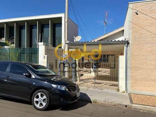 Casa, código 475 em São Carlos, bairro Vila Faria
