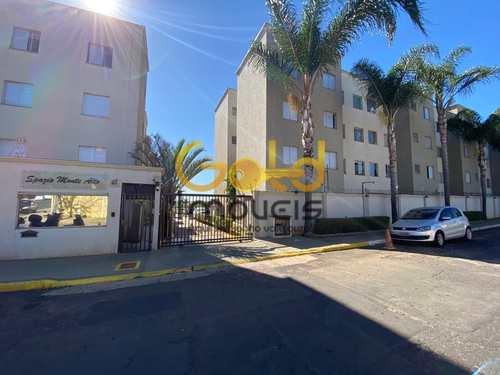 Apartamento, código 513 em São Carlos, bairro Jardim Ipanema