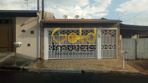 Casa, código 518 em São Carlos, bairro Vila Boa Vista 1
