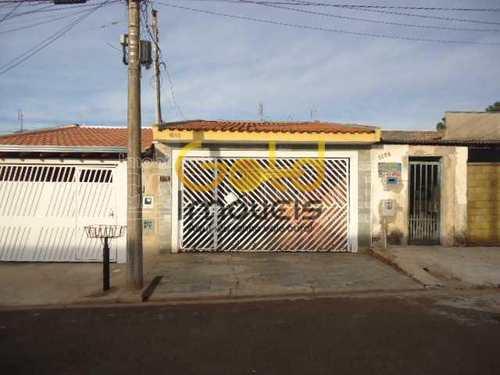Casa, código 519 em São Carlos, bairro Parque Santa Felícia Jardim