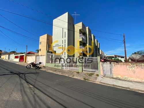 Apartamento, código 523 em São Carlos, bairro Cidade Jardim