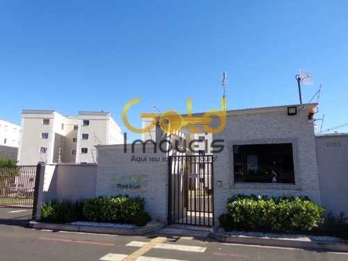 Apartamento, código 528 em São Carlos, bairro Distrito Industrial Miguel Abdelnur