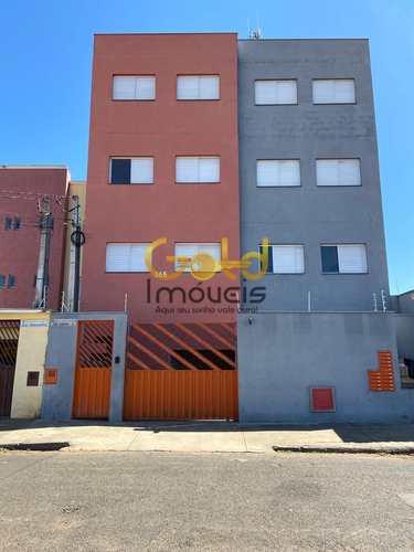 Apartamento, código 536 em São Carlos, bairro Jardim Bandeirantes